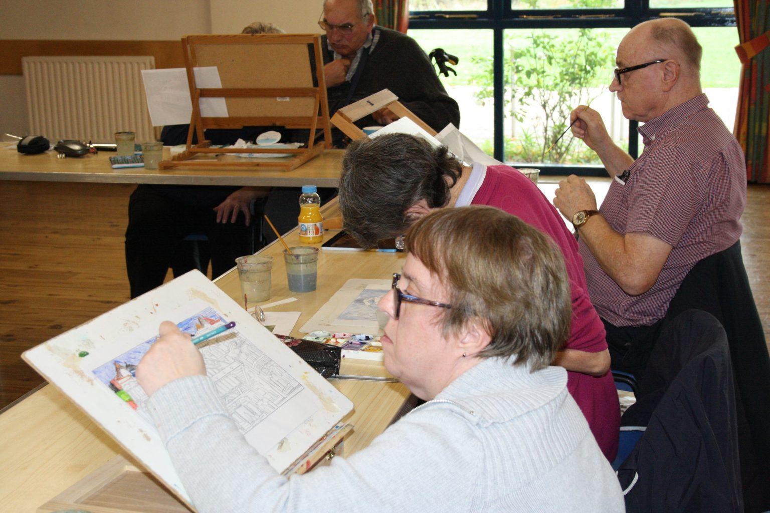 Shropshire RCC social groups